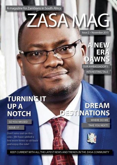 ZASA Mag November Cover