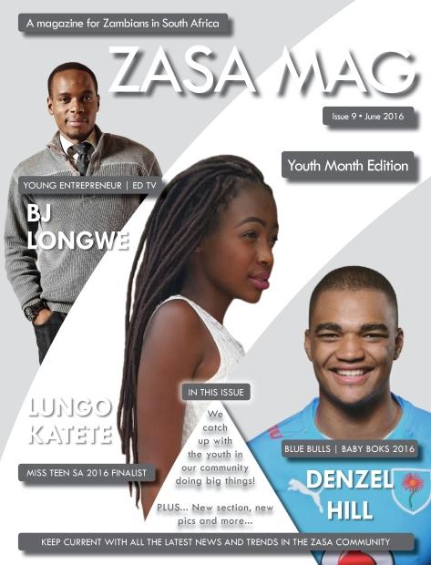 ZASA Magazine - Issue 9 - June 2016_Cover_2