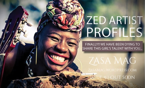ZASA Magazine - Issue 9 - June 2016_Zed Artist Profile