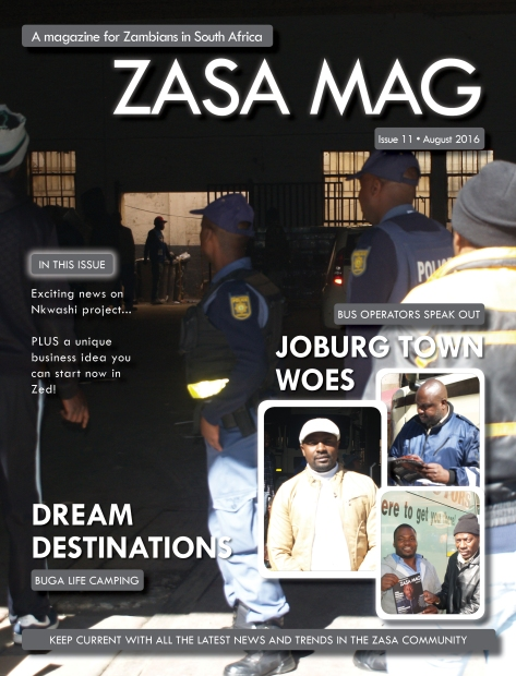 ZASA Magazine - Issue 11 - August 2016_Cover_4