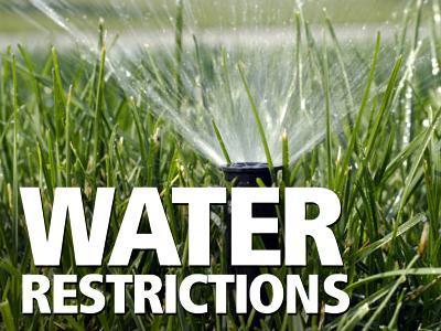 waterresistriction