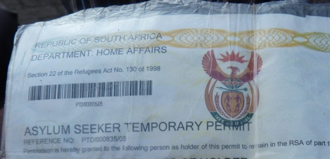 Zambia High Commission concerned with Zambians living in South Africa on Asylum permits
