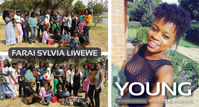 Young Movers and Shakers | Farai Sylvia Liwewe