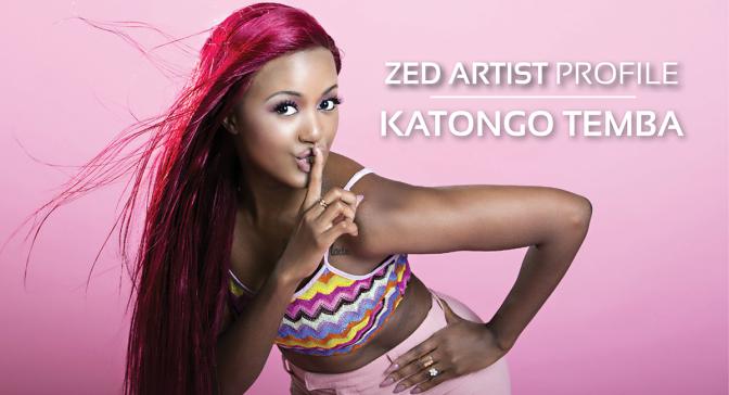 Zed Artist Profile | Katongo Temba
