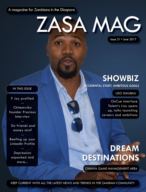 ZASA Magazine - Issue 21 - June 2017_Cover