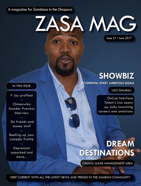 ZASA Magazine - Issue 21 - June 2017_Cover