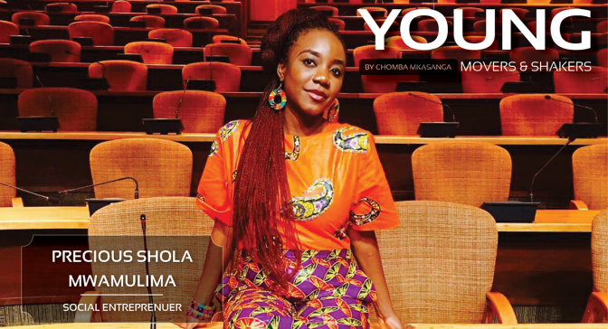 Young Movers and Shakers | Precious Shola Mwamulima