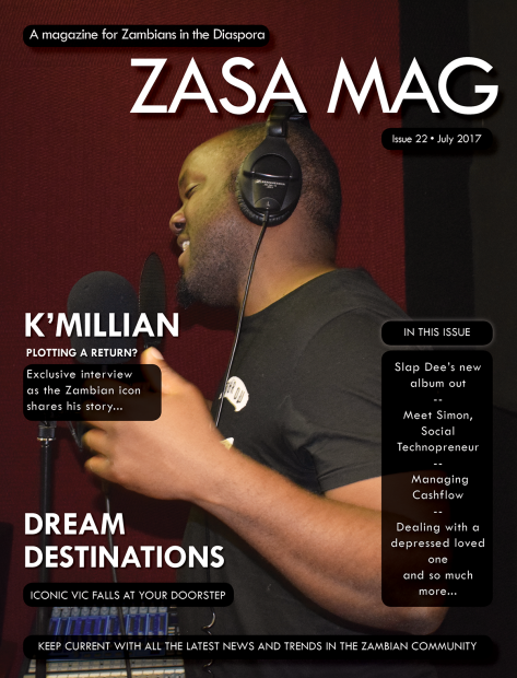 ZASA Magazine - Issue 22 - July 2017_Cover